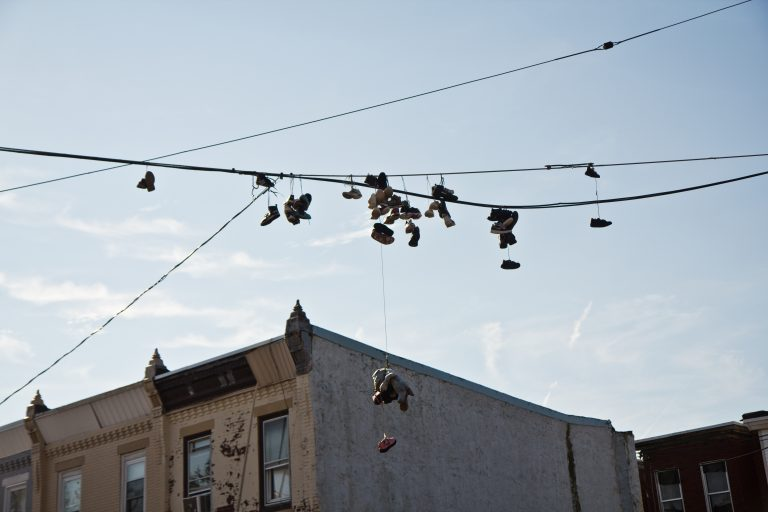 Between 1993 and 2018, nearly half of the homes seized by the Philadelphia District Attorney's Office were in just four ZIP codes in North Philadelphia and Kensington. Some areas, like Center City, never experienced a single forfeiture. (Kimberly Paynter/WHYY)