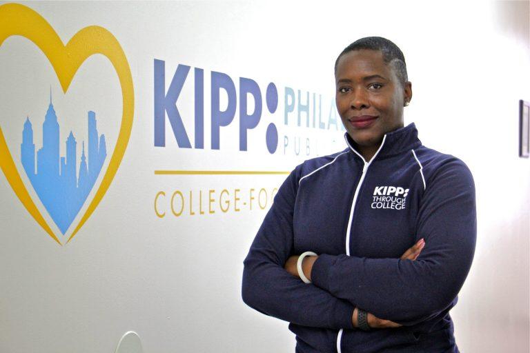 Jessica Cunningham Akoto, chief executive officer of KIPP Philadelphia.