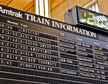 Philadelphia's famous flipping schedule board will be replaced by a digital sign in 2019.