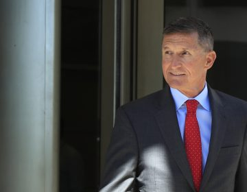 Former Trump national security adviser Michael Flynn