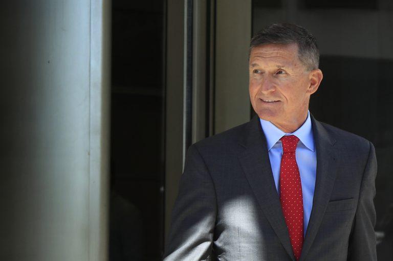 Former Trump national security adviser Michael Flynn