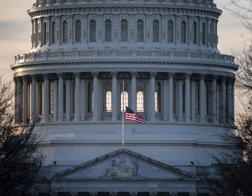 The U.S. Capitol is seen  in Washington, Wednesday, Dec. 19, 2018. (J. Scott Applewhite/AP Photo)