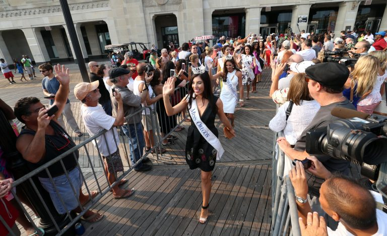Miss America has not reached a deal with N.J. officials to keep the event in Atlantic City. (Edward Lea/The Press of Atlantic City via AP)