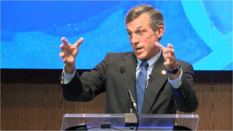 Delaware Gov. John Carney talks about