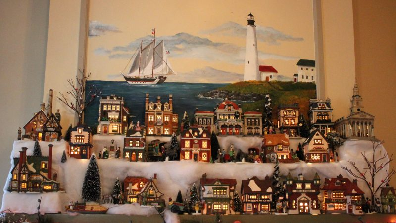 On display in the Carriage House on the property of the Emlen Physick Estate in Cape May, N.J. (Bill Barlow/for WHYY)