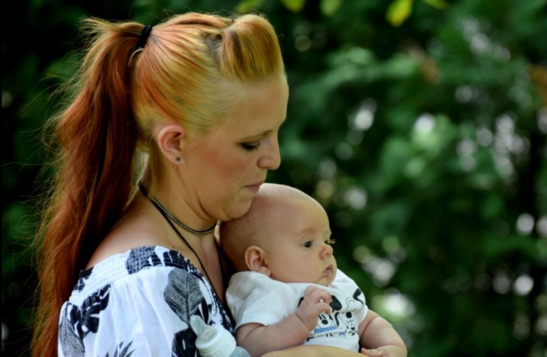 Julia Chapman says she feels guilty every day that her son was born addicted to opioids. She said her mental illness contributed to her drug use, and she hopes to help her son learn from her experiences. (PA Post)