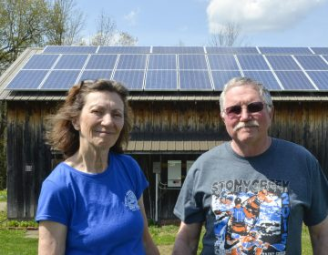 Cambria County residents Janice Eastbourn-Bloom and Rick Bloom
