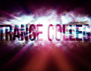 Episodes 1 and 2 of Strange College are now available to watch online. (CCPTV53 / https://youtu.be/yQs7ePuhfuA)