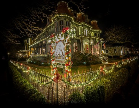 The Queen Victoria Bed & Breakfast in Cape May, N.J.(Photo courtesy of Werner Tedesco)