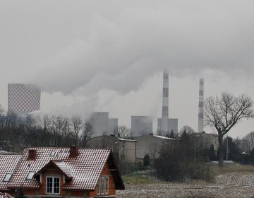 A power plant near Katowice, Poland, the host city for a major global climate conference that began on Sunday. It is the most important climate meeting since the 2015 Paris climate agreement was signed. (Czarek Sokolowski/AP)