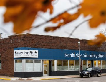 Located in Northern Wisconsin along the shores of Lake Superior, Ashland, Wis. has had enough of substance abuse issue. NorthLakes Community Clinic brought in Dr. Mark Lim to start a team providing substance abuse and mental health services. (Derek Montgomery for NPR)