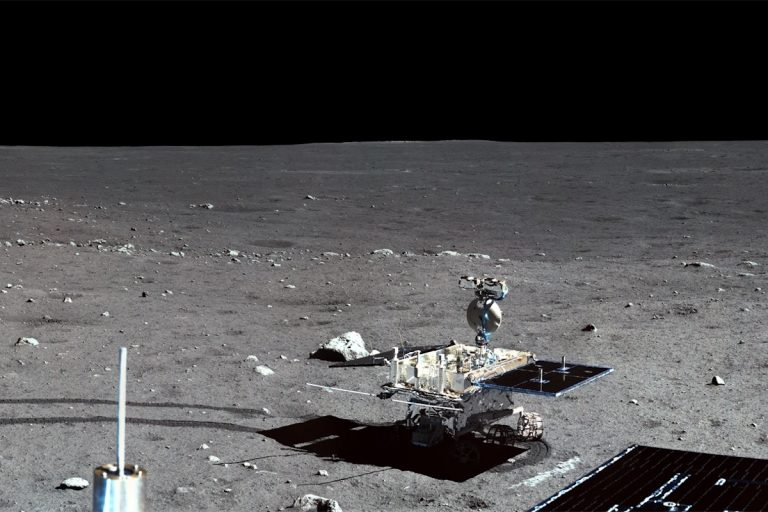 Image: Chinese Academy of Sciences / China National Space Administration / The Science and Application Center for Moon and Deepspace Exploration / Justin Cowart