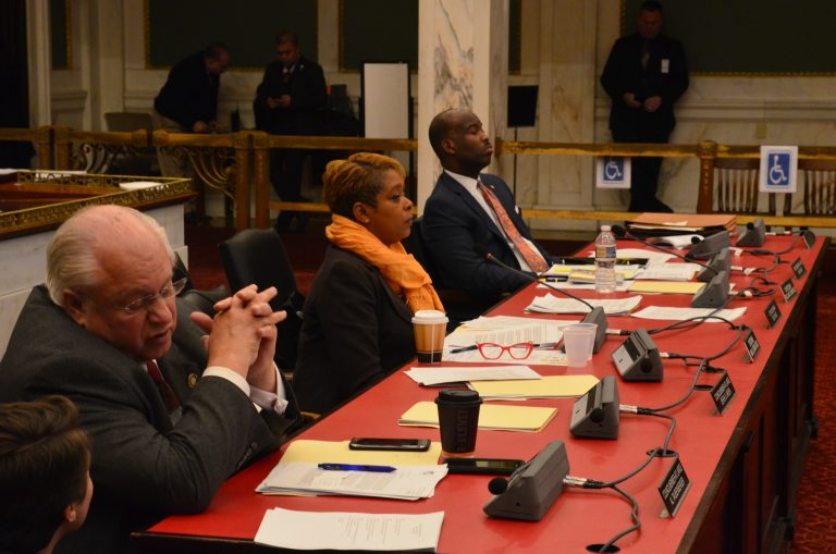 City Council Hearings Over Impact Of Pollutants In At Risk