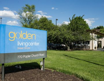 The Golden Living center West Shore as seen on May 19, 2016. PennLive's public records request for leases of nursing homes formerly managed by Golden Living was granted by the state's Office of Open Records. (Sean Simmers/PennLive.com)