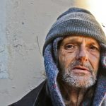 Robert Fifter, 62, has been addicted to heroin since he was 10. He said he's getting too old to sleep outside in the winter. (Kimberly Paynter/WHYY)