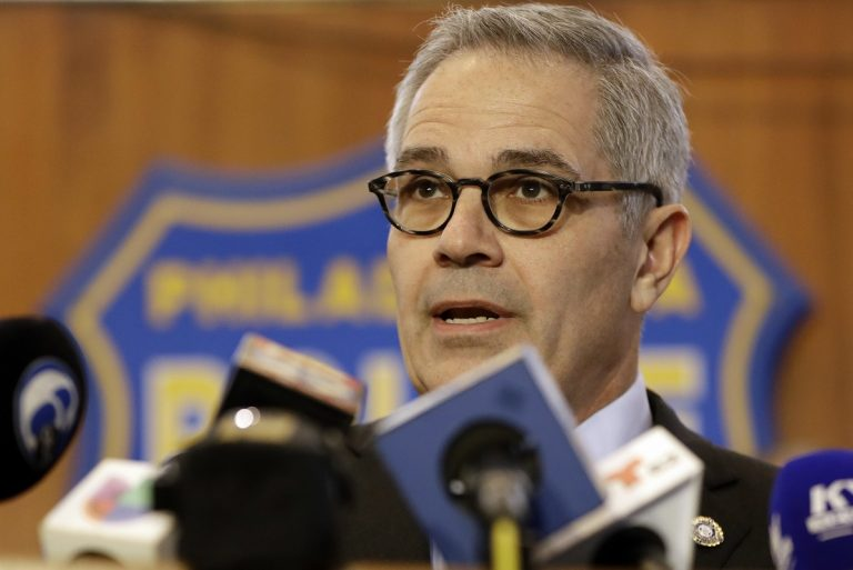 Philadelphia District Attorney Larry Krasner was elected in 2017 in part with a surge in turnout among younger, progressive voters. (Matt Slocum/AP Photo)