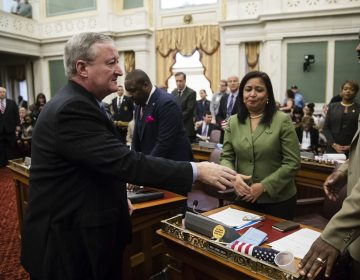 Philadelphia Mayor Jim Kenney