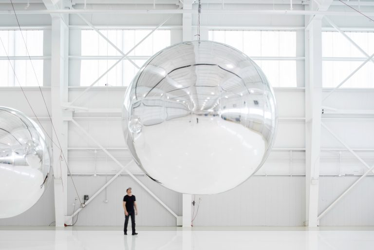 Lately, Trevor Paglen has been designing satellites that serve a purely aesthetic function — that is, without military or communications purposes. This draft is the