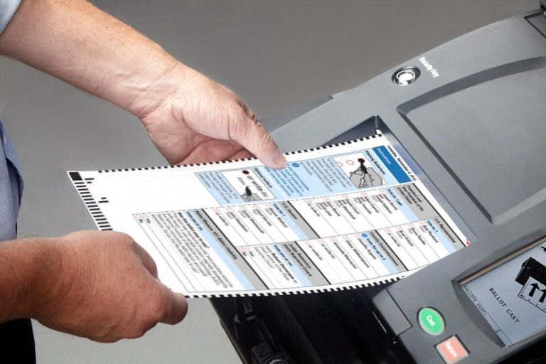 Ballot scanners to be used in Montco (courtesy Montgomery County)