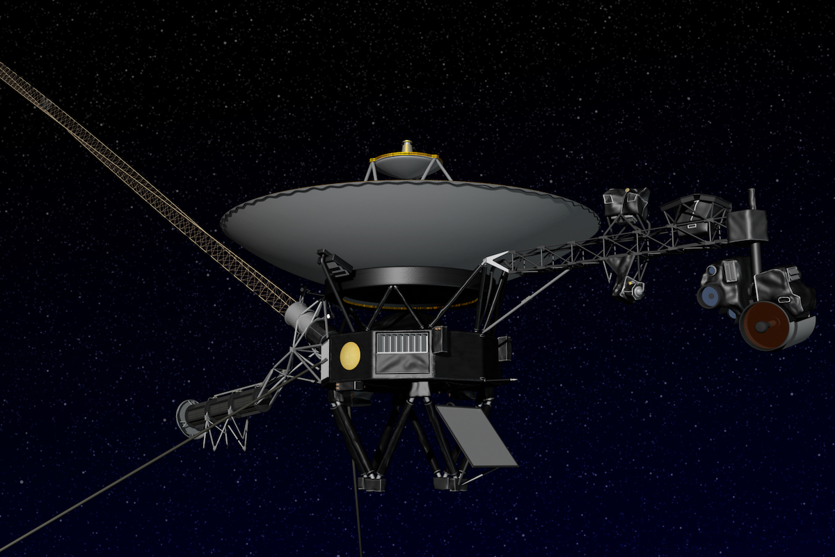 Adieu to Voyager 2 - WHYY