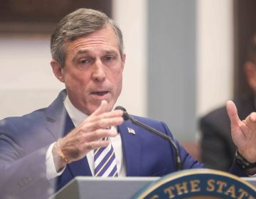 Delaware Governor John Carney (Saquan Stimpson for WHYY)