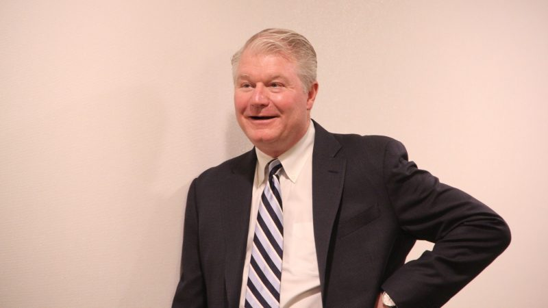 John Dougherty, the politically powerful boss of Local 98, now faces federal corruption charges. (Emma Lee/WHYY)