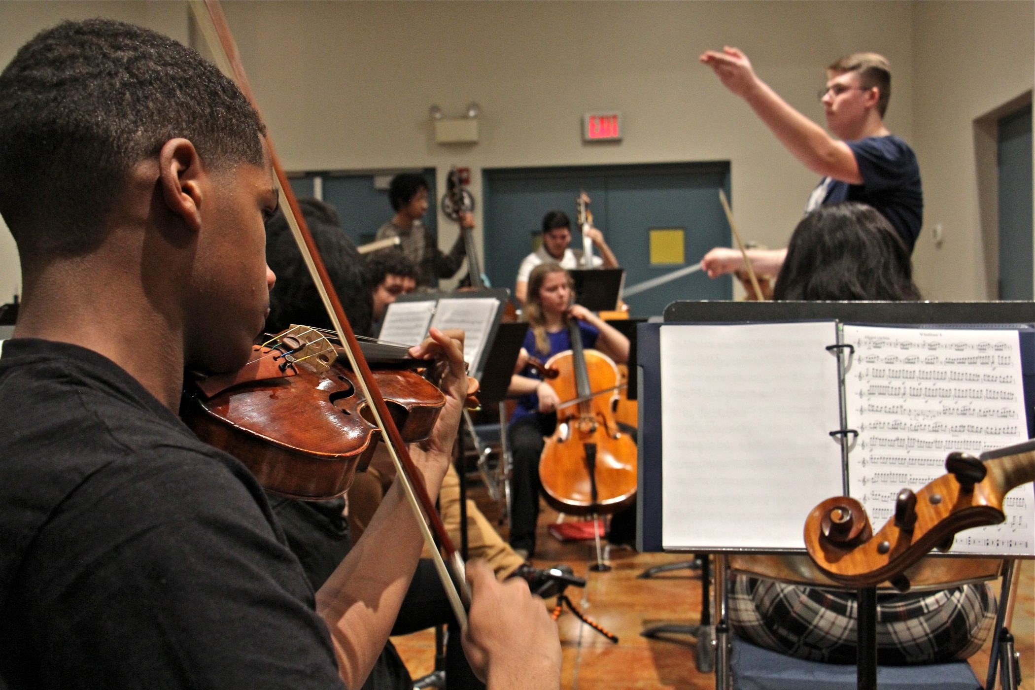 Teen-led Center City Chamber Orchestra to play sophmore show — WHYY