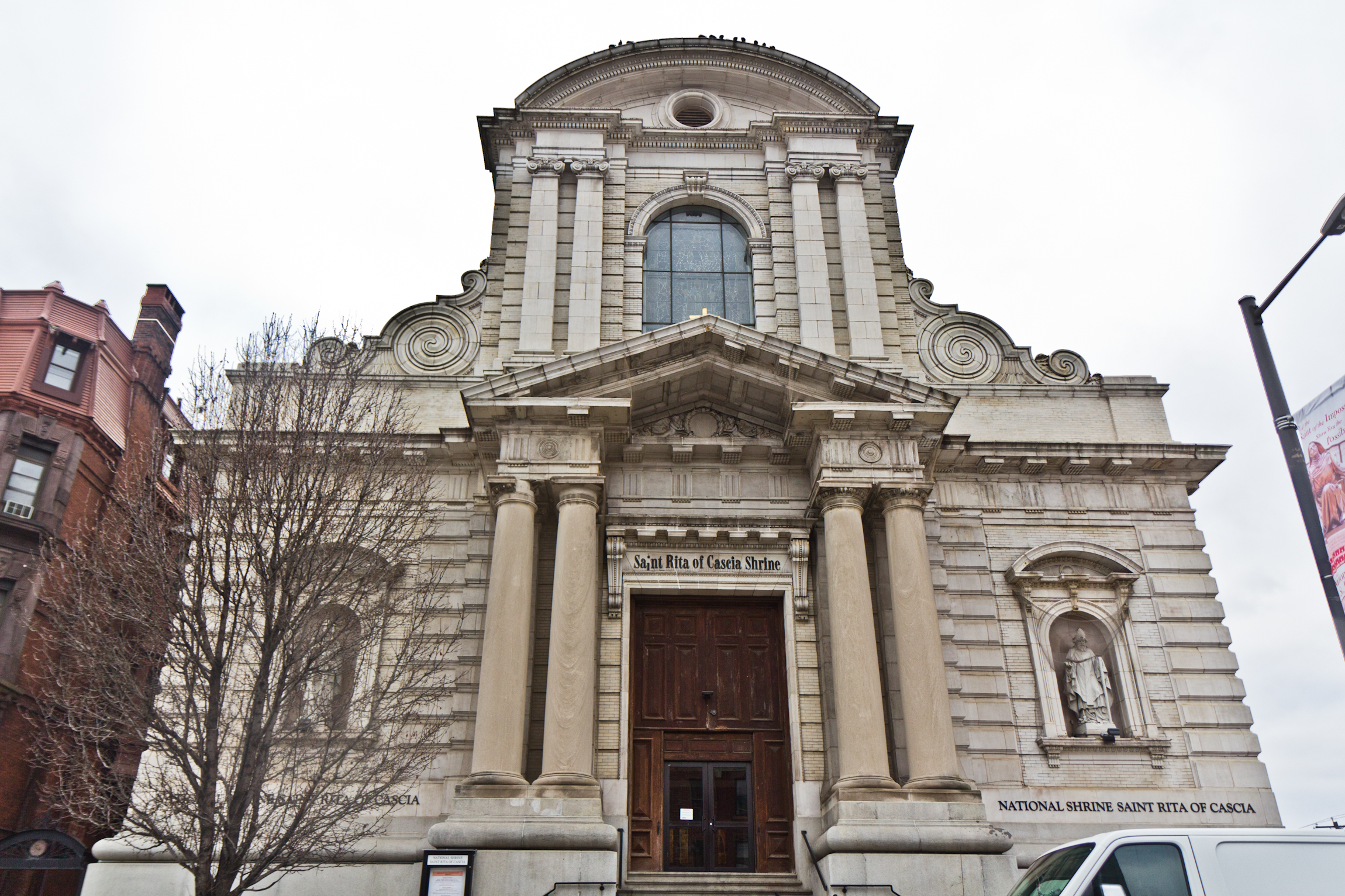 Shrine of St. Rita on South Broad protected from wrecking ball