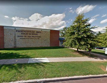 Phoenixville Area High School (Google Maps)