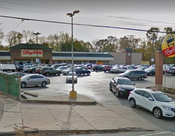 The ShopRite at 67th Street and Haverford Avenue in West Philadelphia will close in March. Its owner blames the city's tax on sweetened beverages for diminishing business. (Google maps)