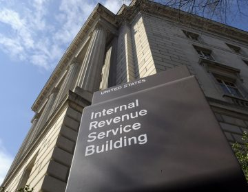 In this photo March 22, 2013, file photo, the exterior of the Internal Revenue Service (IRS) building in Washington. (Susan Walsh/AP Photo, File)