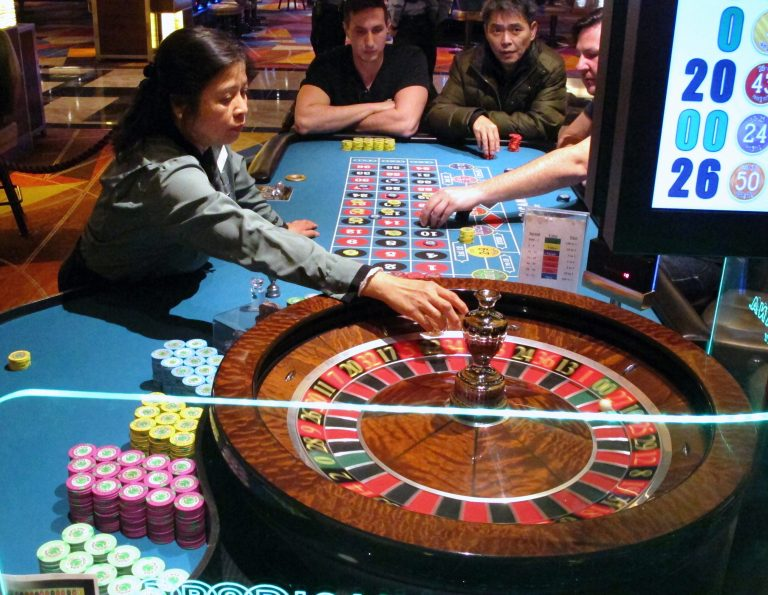 Pennsylvania is working to roll out online gambling, which will be licensed through existing casinos. (Wayne Parry/AP)