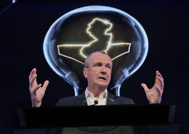 As part of his promise to boost science, tech engineering and math education, N.J. Gov. Phil Murphy devotes $2 million to computer science programs in high schools. (Seth Wenig/AP Photo)