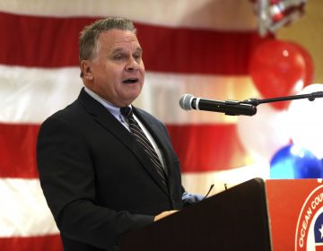 U.S. Rep. Chris Smith, a Republican, represents New Jersey's 4th Congressional District. (Mel Evans/AP Photo)