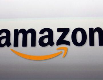 This Sept. 6, 2012, file photo, shows the Amazon logo.  (Reed Saxon/AP Photo, File)