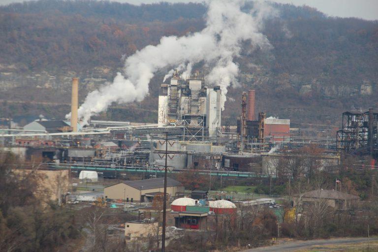US Steel's Clairton Coke Works (Reid R. Frazier/StateImpact Pennsylvania)