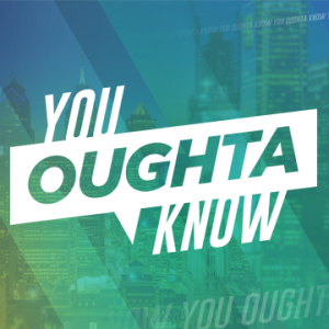 You Oughta Know logo