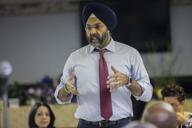 New Jersey Attorney General Gurbir S. Grewal (Miguel Martinez for WHYY, file)
