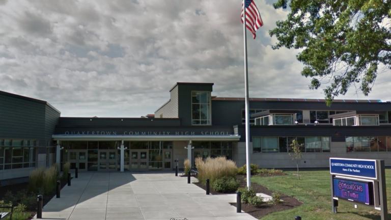 Quakertown Community High School (Google Maps)