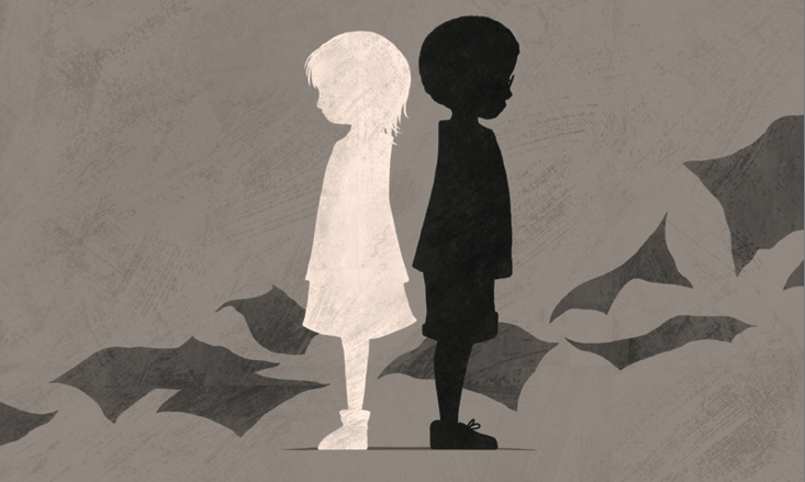 'Something Happened in Our Town' is a new children's book that helps parents talk to their kids about racial issues by addressing police-involved shootings. (Marianne Celano, Marietta Collins, and Ann Hazzard; Magination Press; and illustrator Jennifer Zivoin)