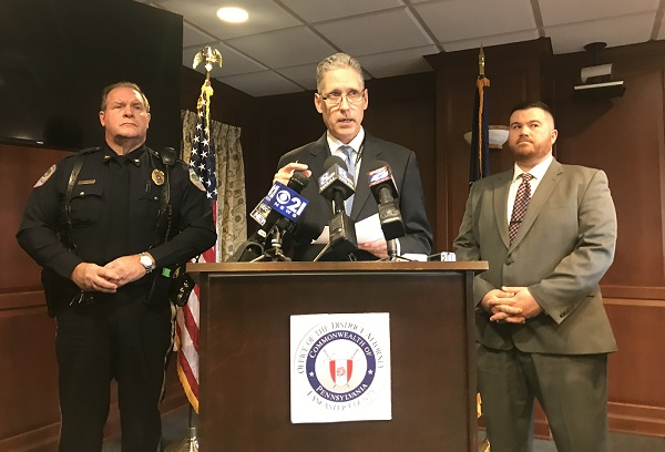 Lancaster County tops list for charging drug dealers with