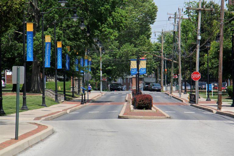 Widener University, Chester, Pa. (Emma Lee/WHYY)