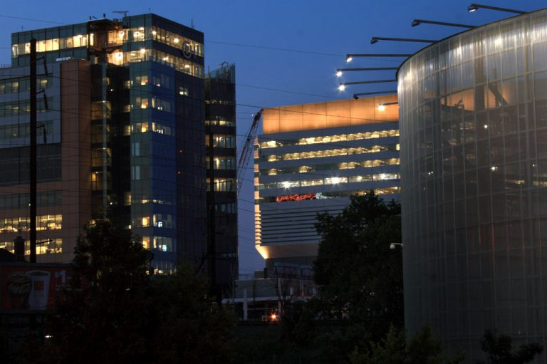 Local 98 used its power to shut down work unlawfully at the Children's Hospital of Philadelphia. (phillytrax, EOTS Flickr Group)