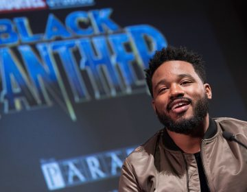 Director Ryan Coogler attends a London screening of his film Black Panther, the highest-grossing movie of 2018. (Jeff Spicer/Getty Images)