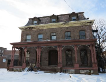 The historic Garsed-Bromley house, aka Northwood Frankford Community Y, February 2014 (PlanPhilly, file)