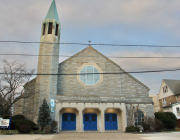 Saint Teresa of Calcutta Parish in Collingswood, New Jersey (Emma Lee/WHYY)