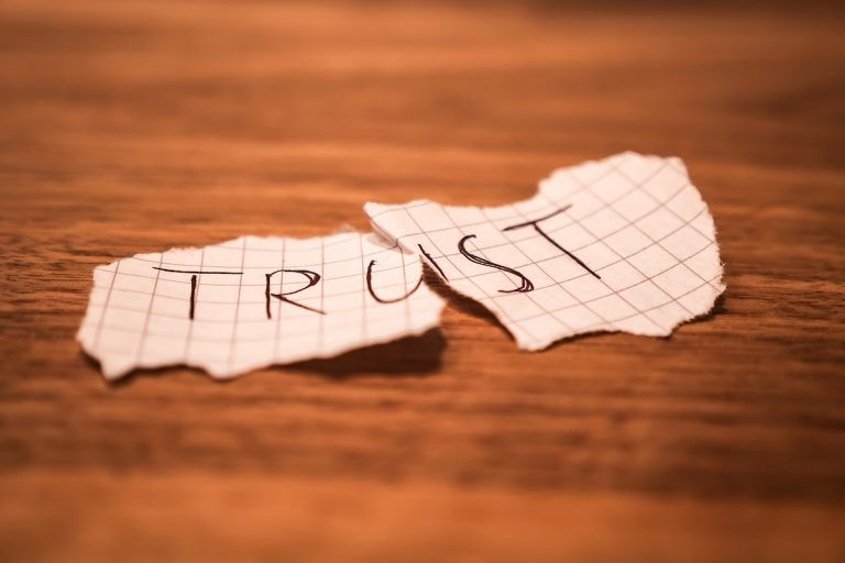 Image result for no trust