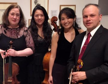 Delaware Art Museum's resident chamber ensemble, the Pyxis Piano Quartet, opens the museum's performance series. (Pyxis Piano Quartet/Facebook photo)