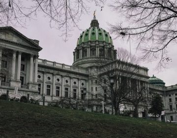 Two sexual assault accusations roiled the Capitol late this week. (Tim Lambert/WITF)