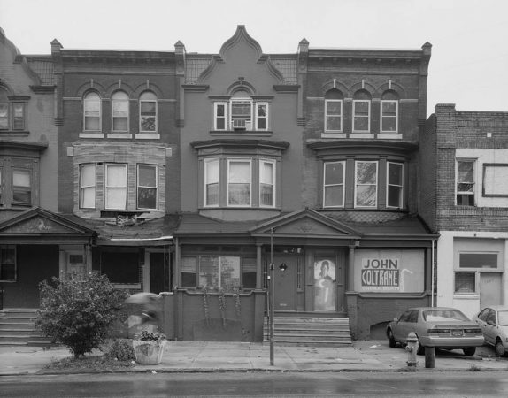 1511 33rd Street was home to John Coltrane. The historic landmark is less than one mile from the Thrash home. (PlanPhilly, file)